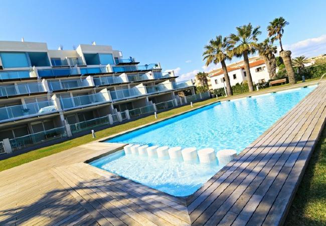 Apartamento en Denia - Panorama-2-d+PACK DE BIENESTAR (menus GOURMET, SPA, bicicletas, excursiones)