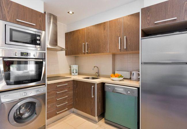 Apartamento en Denia - CARLTON 2001 (2D) VYB