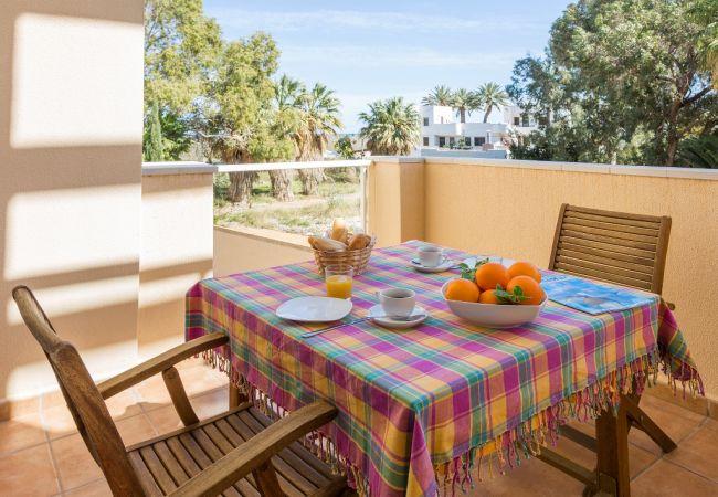 Apartamento en Denia - Carlton Playa-1-D + Wifi + TV sat + PACK DE BIENESTAR (menus GOURMET, SPA, bicicletas, excursiones)
