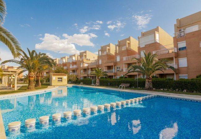Apartamento en Denia - Mediterráneo Playa-2-d+PACK DE BIENESTAR (menus GOURMET, SPA, bicicletas, excursiones)