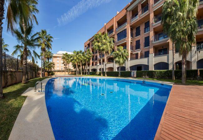 Apartamento en Denia - Vilamar-1-d+ PACK DE BIENESTAR (menus GOURMET, SPA, bicicletas, excursiones)
