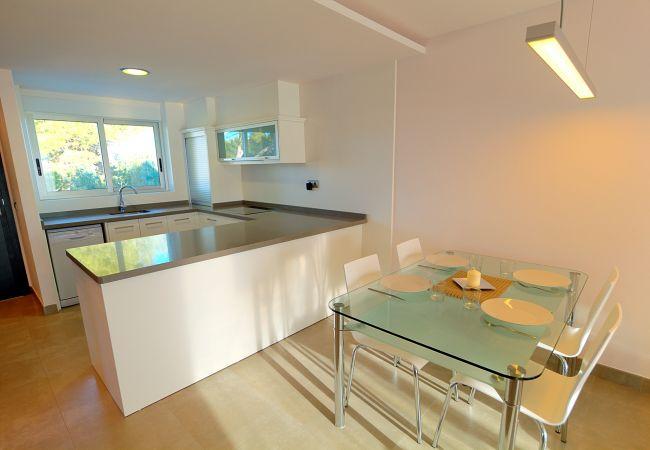 Apartamento en Denia - Bravosol-A-3-d+ tv sat + wifi + PACK DE BIENESTAR (menus GOURMET, SPA, bicicletas, excursiones)