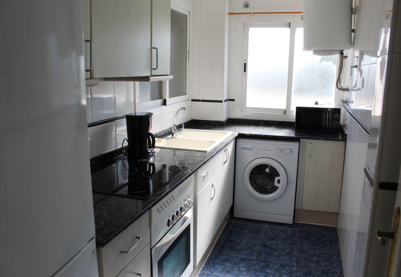 Apartamento en Denia - MEDITERRANEO PLAYA DUPLEX 18-2d- VyB