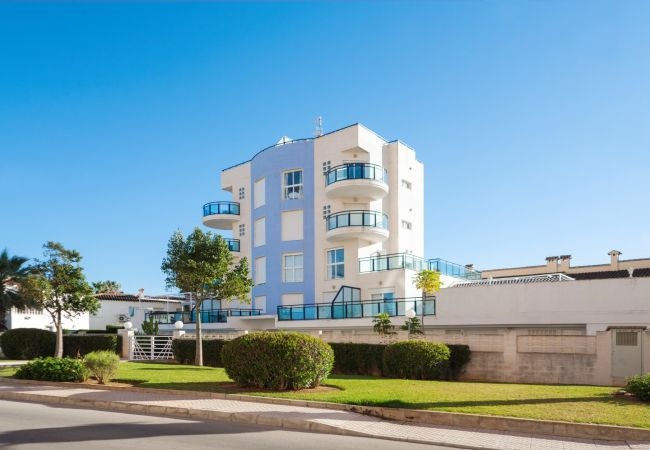 Apartamento en Oliva - AGUA MAR 02 2D + PACK DE BIENESTAR (menus GOURMET, SPA, bicicletas, excursiones)