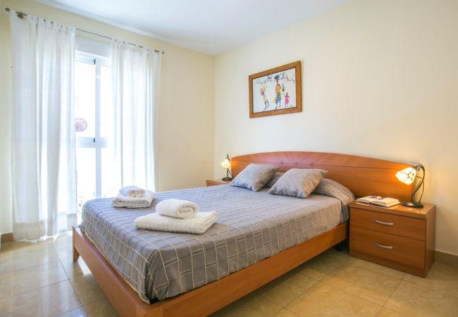 Apartamento en Oliva - AGUA MAR 01 2D + PACK DE BIENESTAR (menus GOURMET,SPA, bicicletas, excursiones)