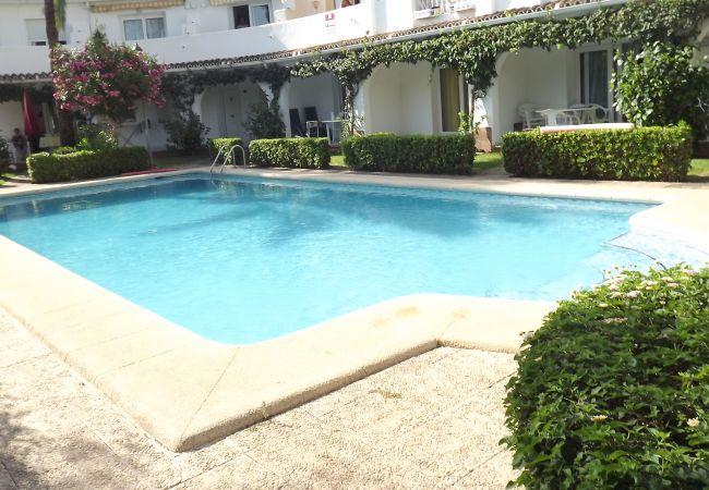 Apartamento en Denia - OASIS BEACH 1D + PACK DE BIENESTAR (menus GOURMET, SPA, bicicletas, excursiones)