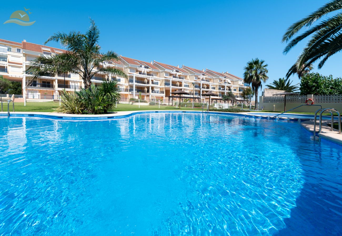 Ferienwohnung in Denia - ALMADRABA E3 VYB
