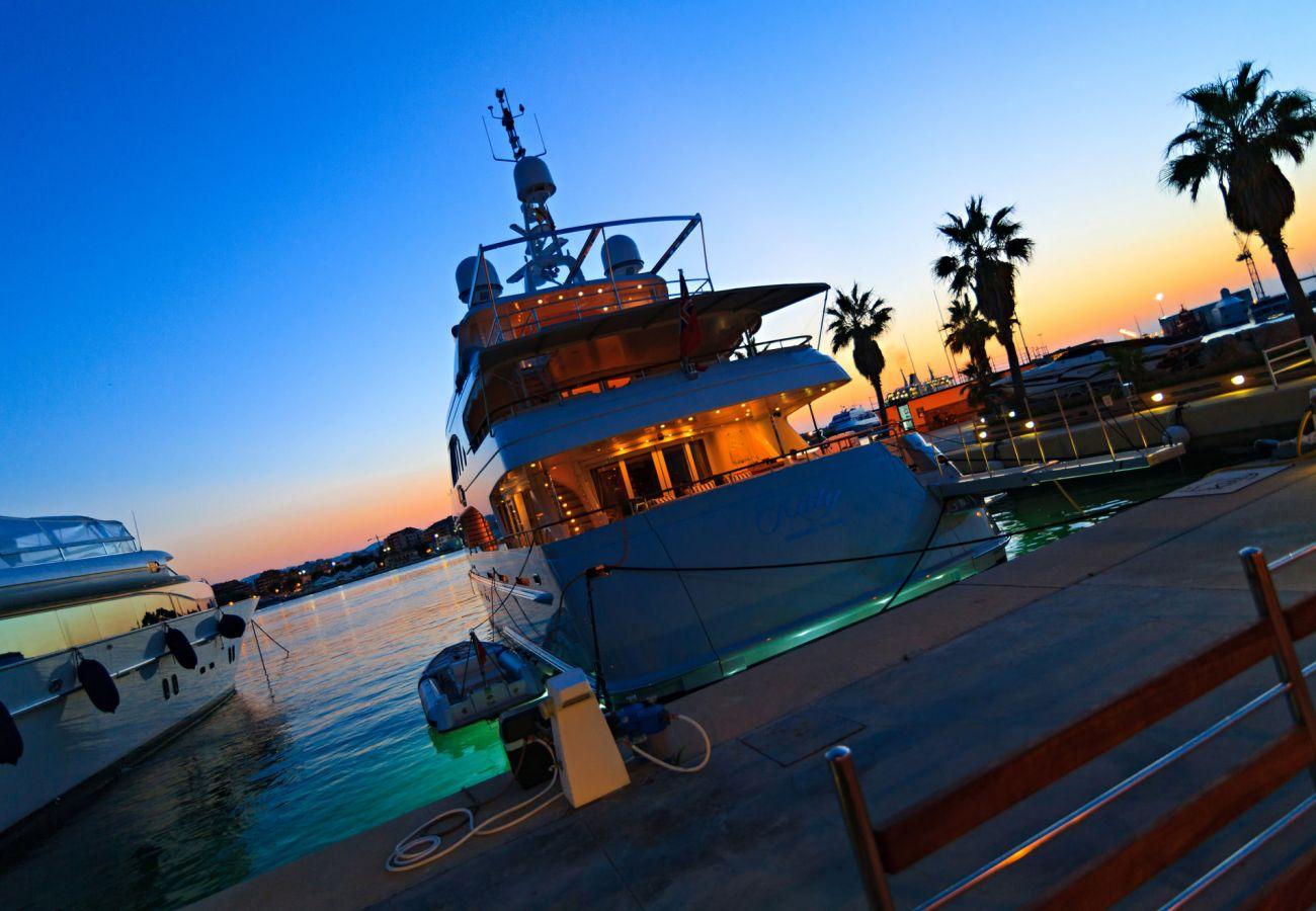 Ferienwohnung in Denia - Mediterráneo Playa-bajo 30