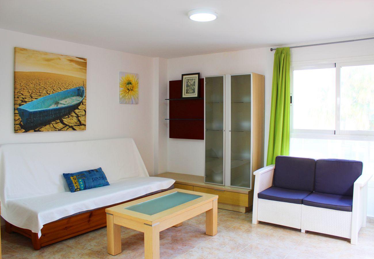 Ferienwohnung in Denia - MEDITERRANEO PLAYA DUPLEX 18-2d- VyB