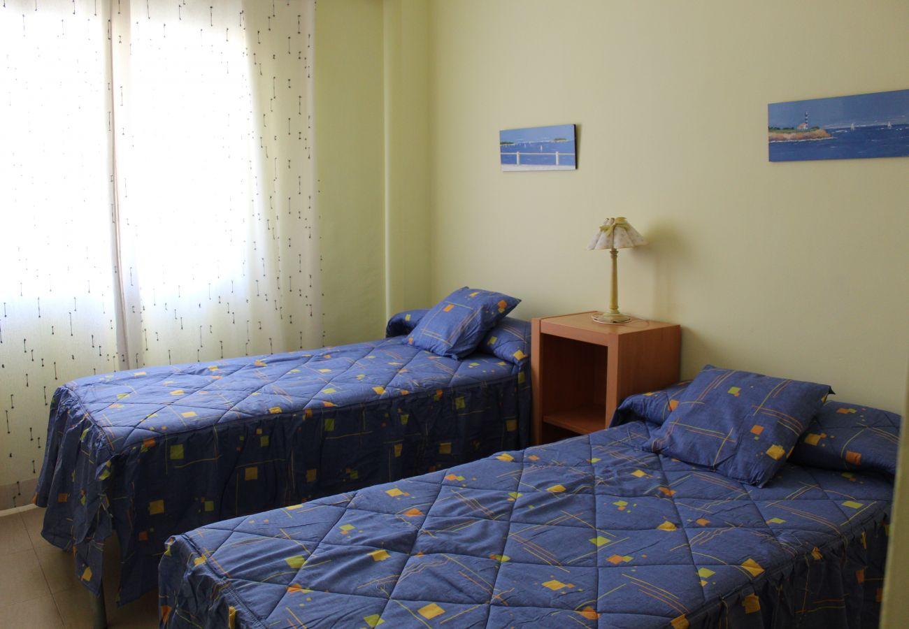Ferienwohnung in Denia - MARINA BLAU 3A - 2d.
