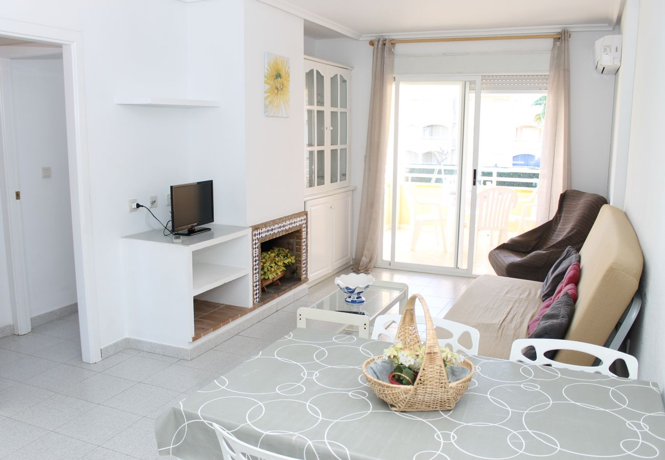 Apartment in Denia - BAHIA DE DENIA 64 VYB