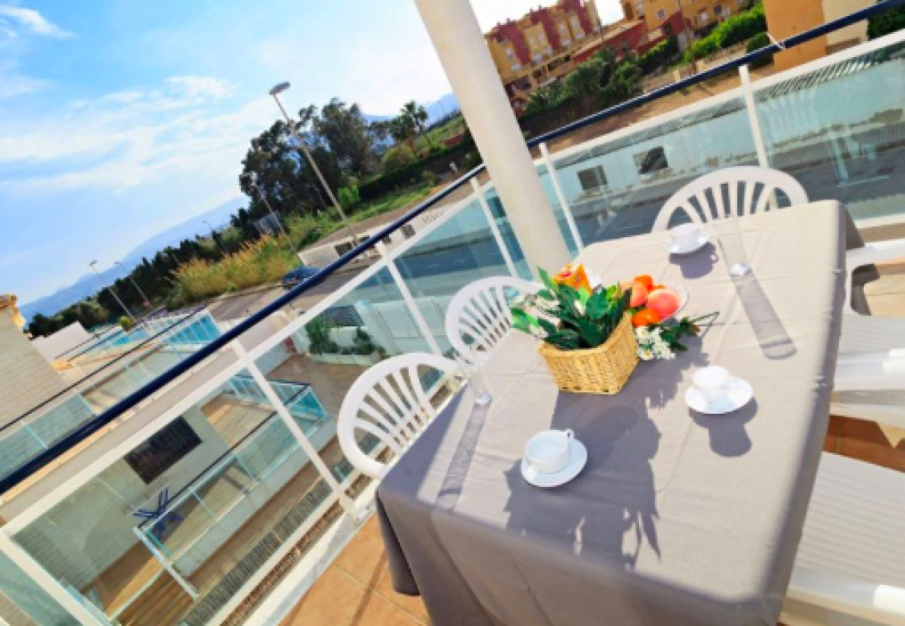 Apartment in Denia - JARDINES DE DENIA 1A VyB