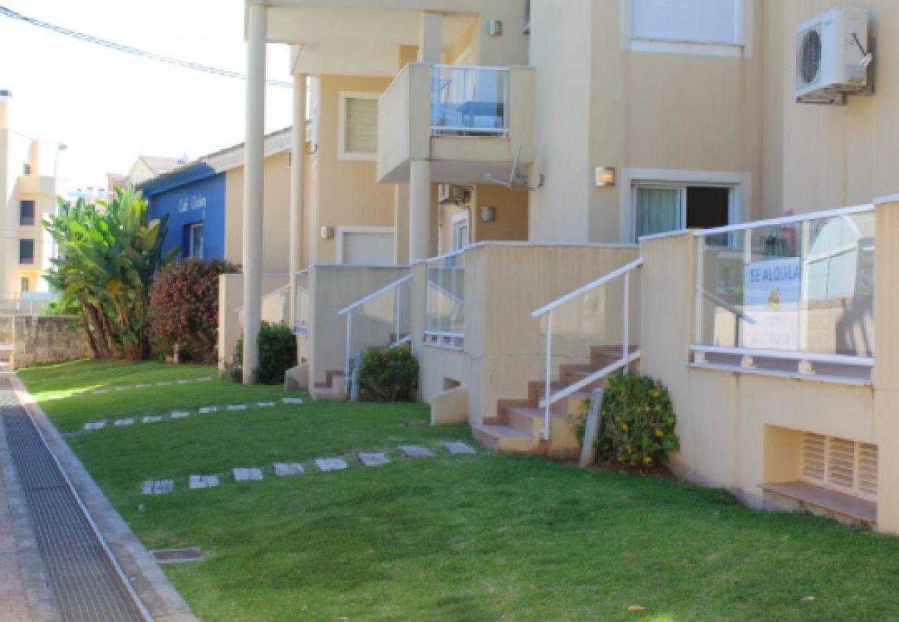 Apartment in Denia - Carlton1 (2D) VYB