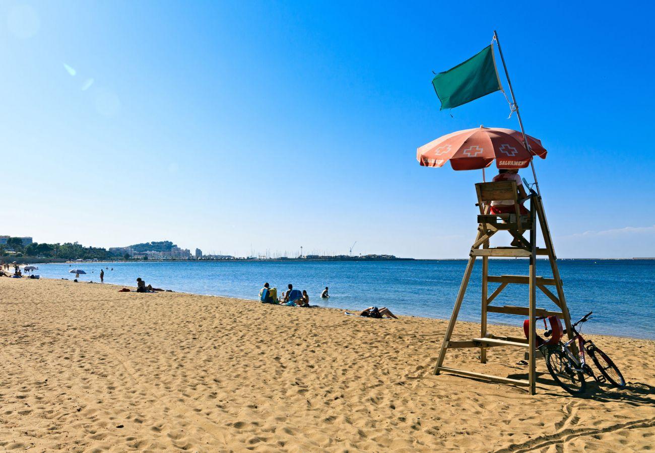 Apartment in Denia - Mediterráneo Playa-bajo 30