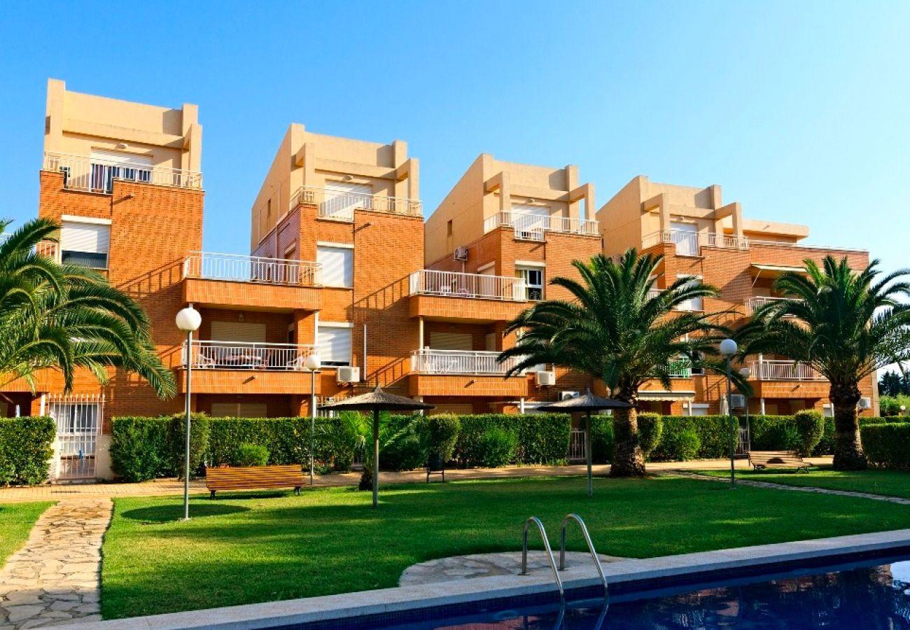 Apartment in Denia - MED BAJO 33 2D VYB