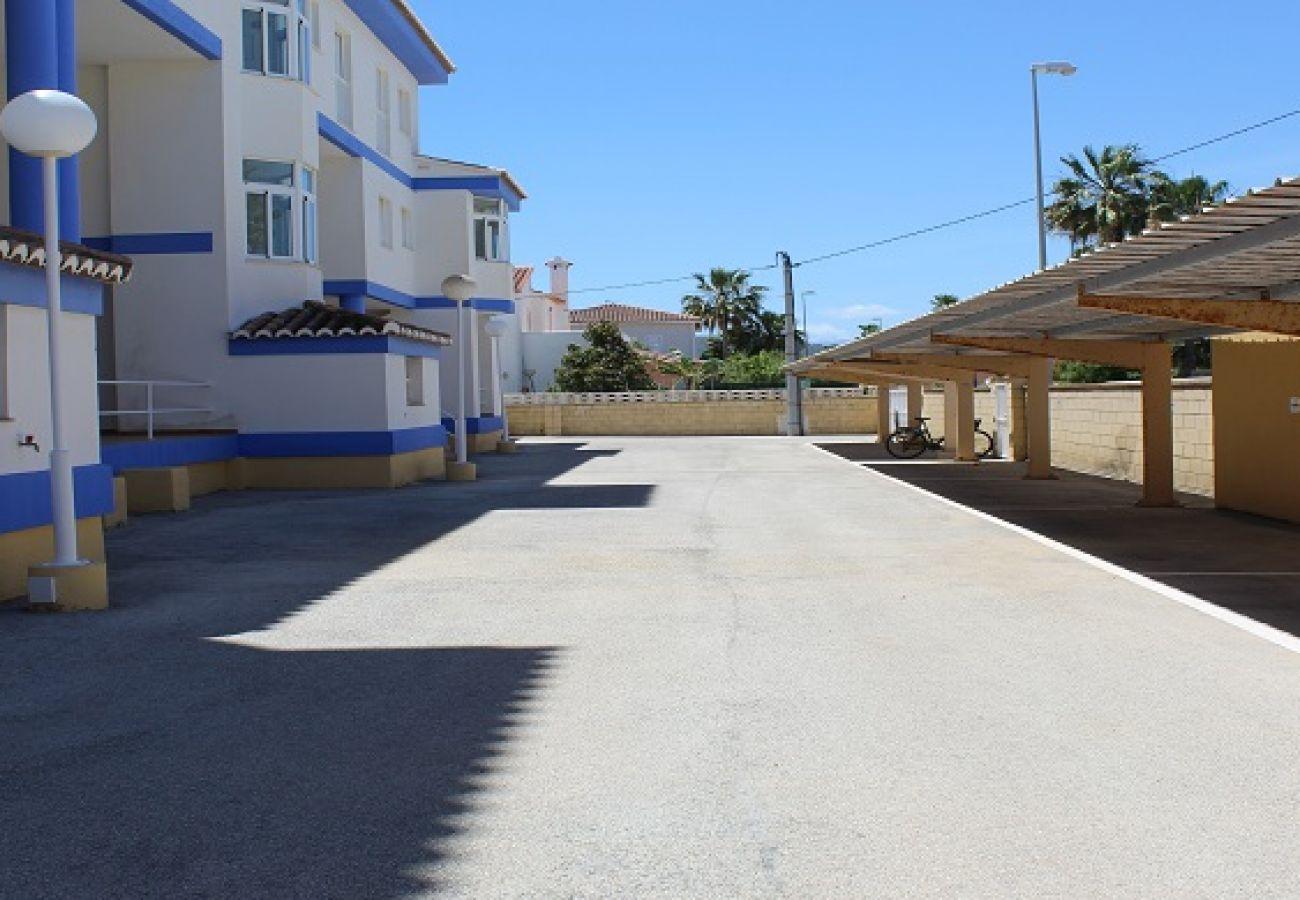 Apartment in Denia - MARINA BLAU 3A - 2d.
