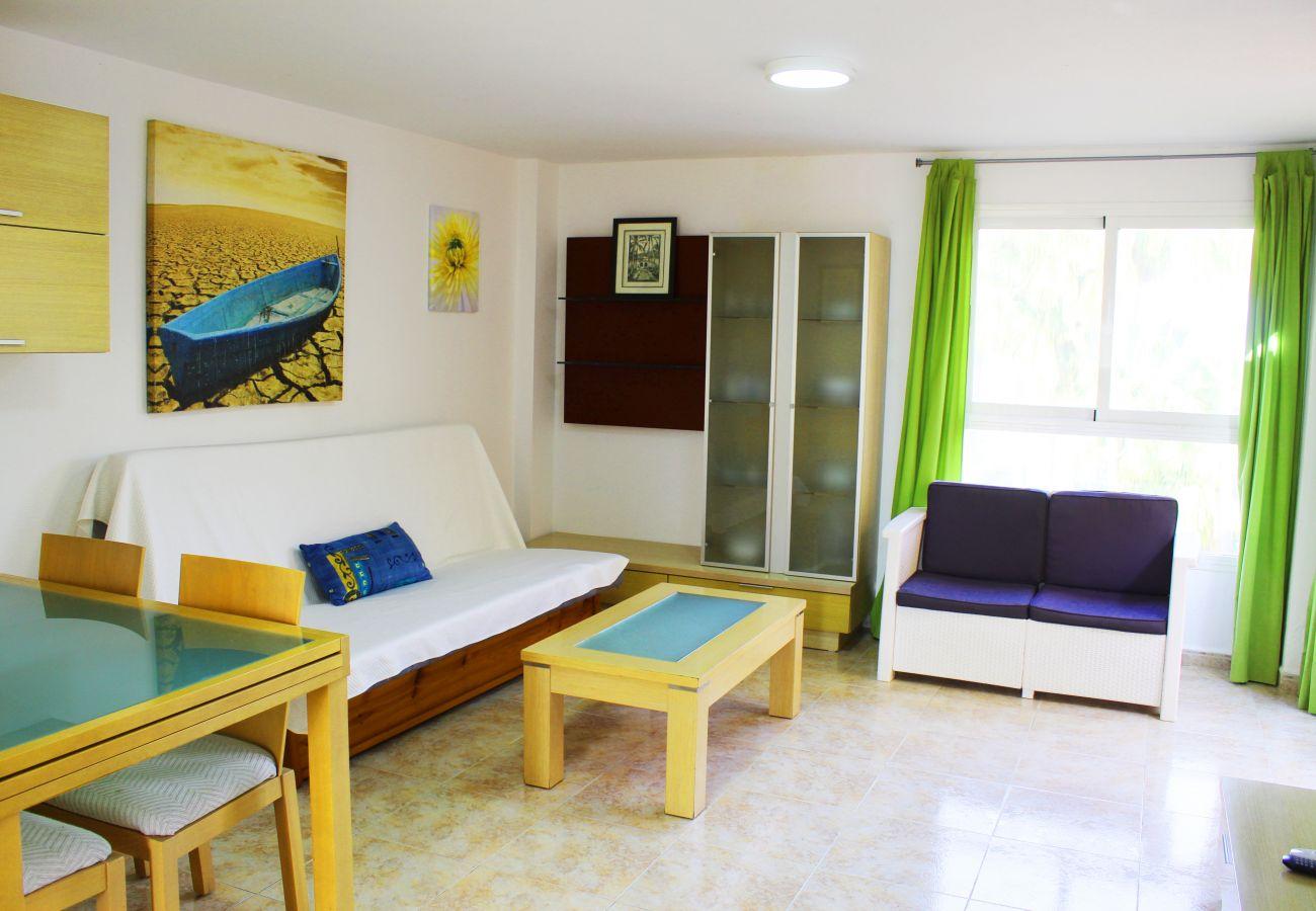 Appartement à Denia - MEDITERRANEO PLAYA DUPLEX 18-2d- VyB