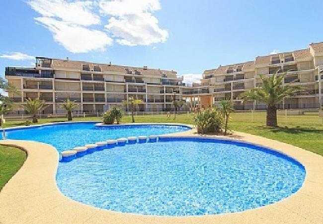 Апартаменты на Дения / Denia - ALMADRABA E3 VYB