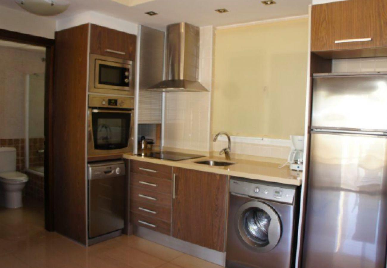 Апартаменты на Дения / Denia - CARLTON 2003 (1D) VYB