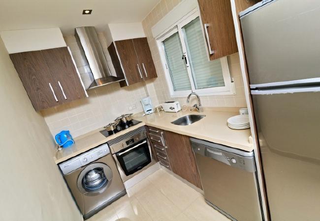 Апартаменты на Дения / Denia - CARLTON 2007 (2D) VYB