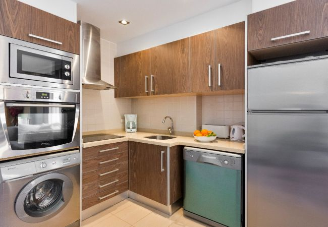 Апартаменты на Дения / Denia - Carlton1 (2D) VYB