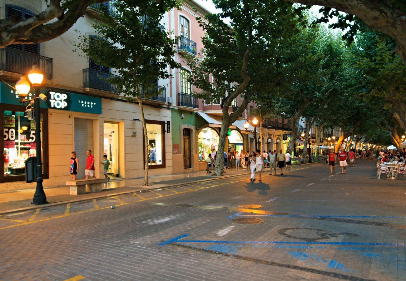 Апартаменты на Дения / Denia - Mediterráneo Playa-bajo 30