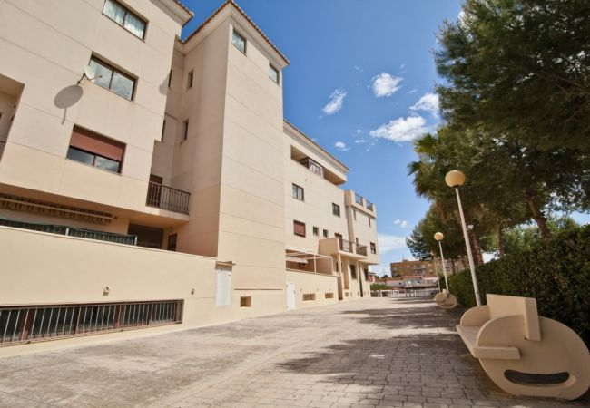 Апартаменты на Дения / Denia - BAHIA AZUL A9 VYB