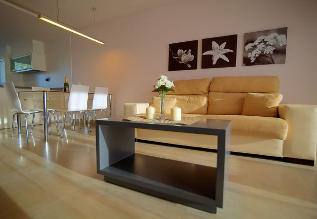 Апартаменты на Дения / Denia - BRAVOSOL 2200A VYB