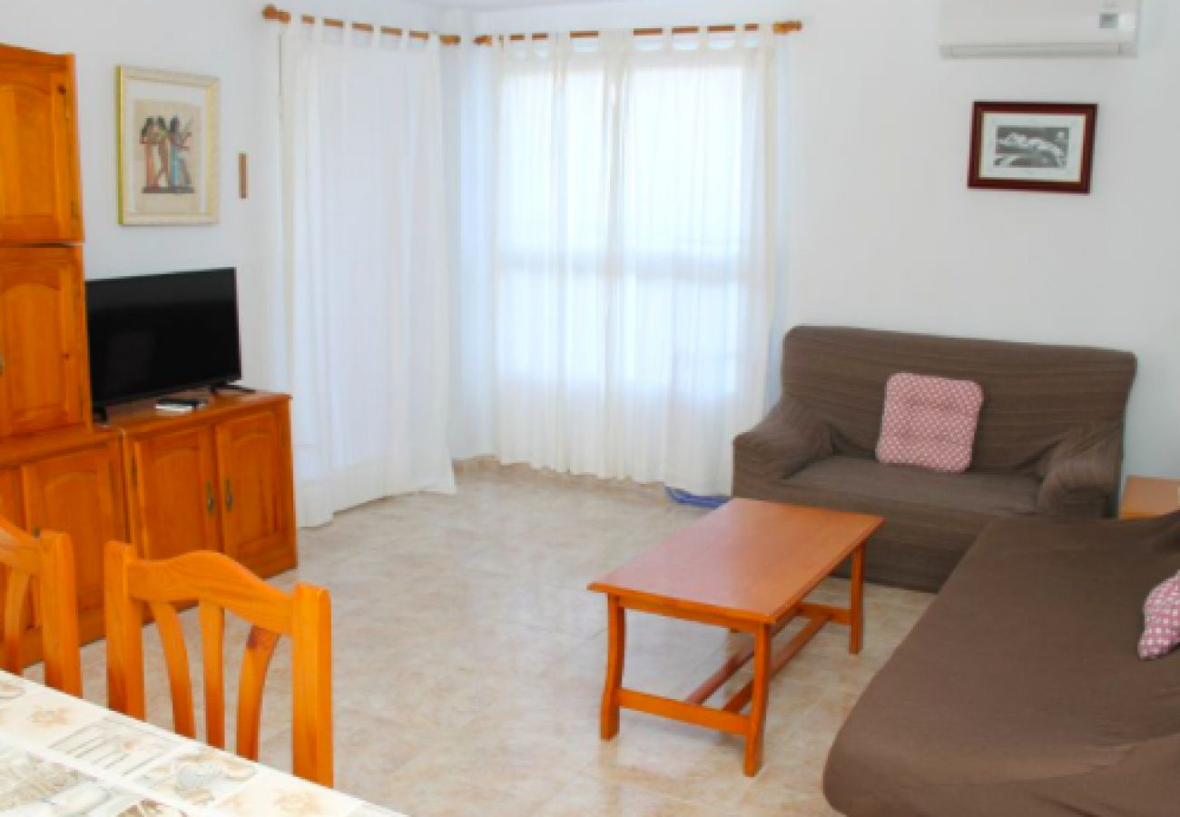 Апартаменты на Дения / Denia - MED BAJO 33 2D VYB