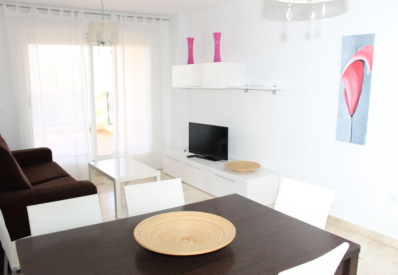 Апартаменты на Дения / Denia - ALMADRABA 2D VYB