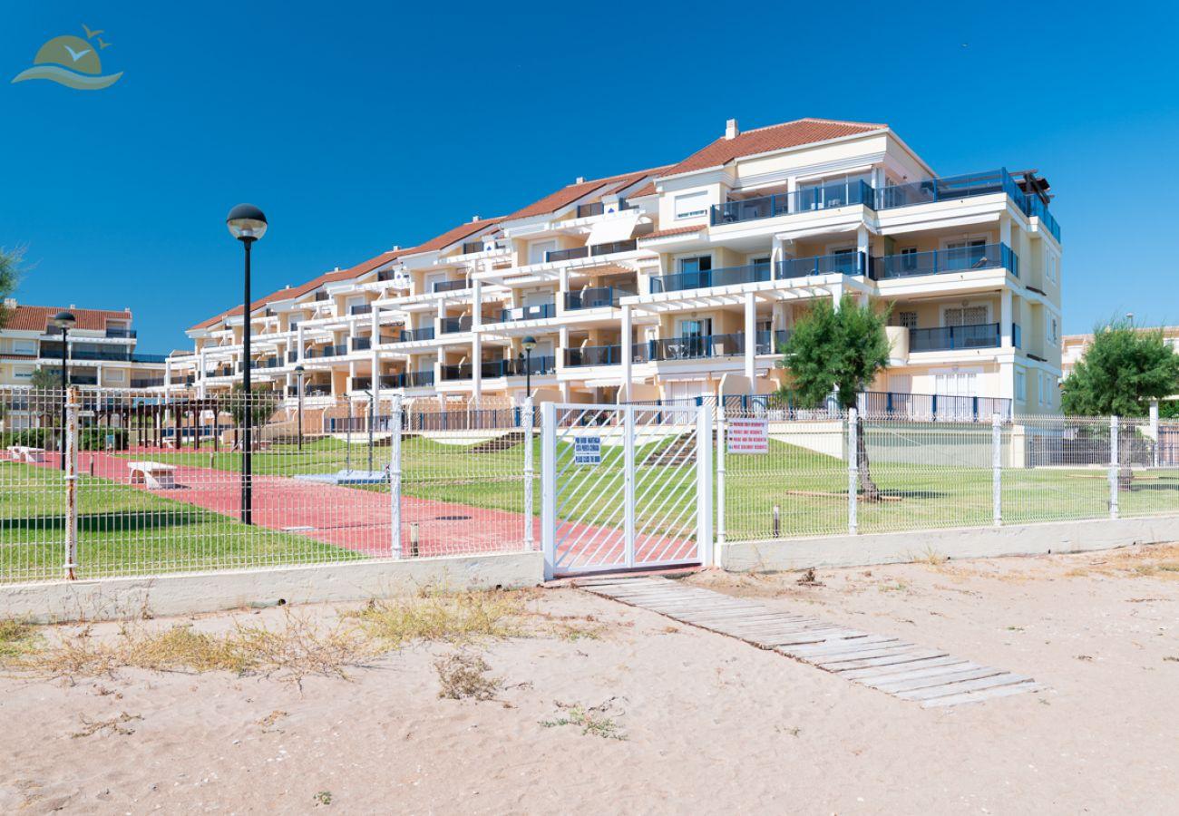 Апартаменты на Дения / Denia - ALMADRABA I6 VYB