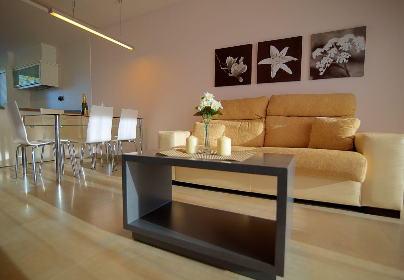 Апартаменты на Дения / Denia - BRAVOSOL 3200D VYB