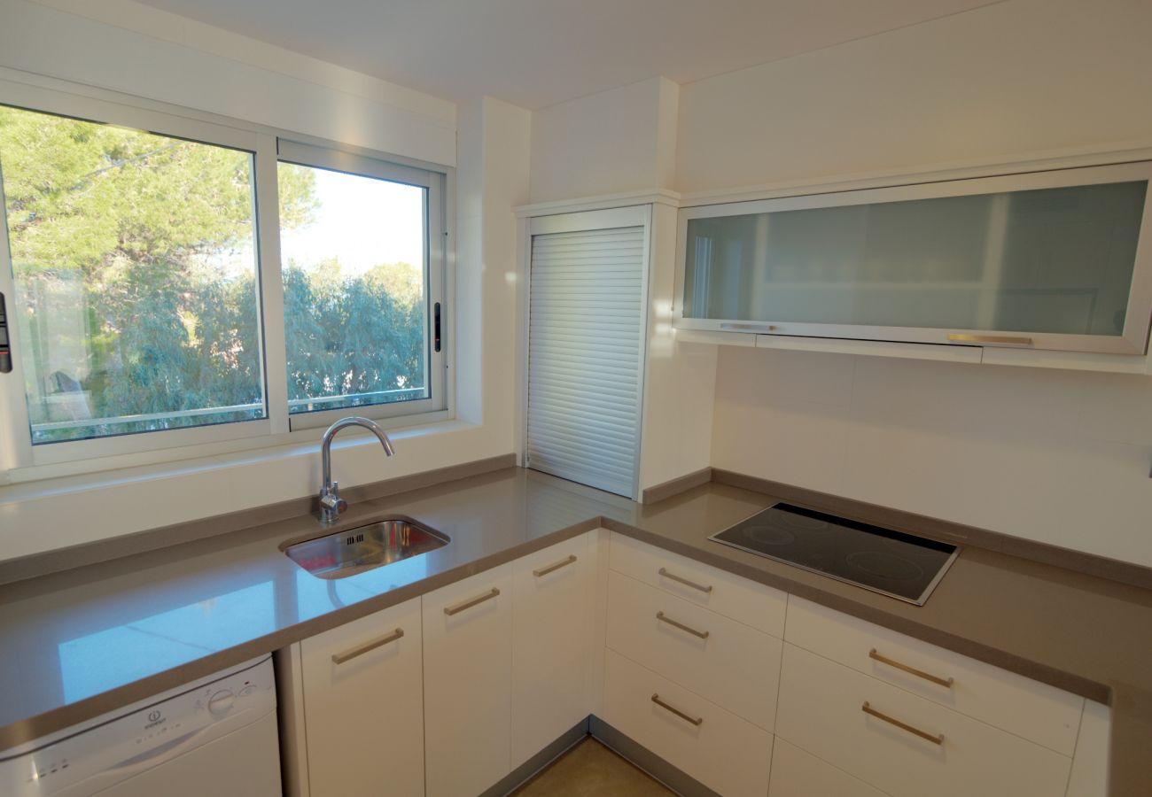 Апартаменты на Дения / Denia - BRAVOSOL 1200D  RT-023
