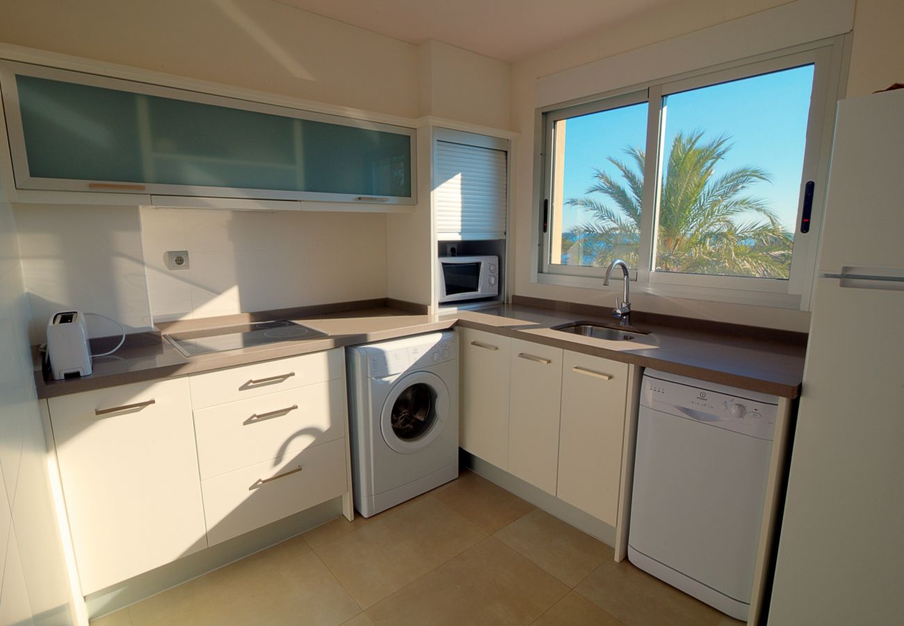 Апартаменты на Дения / Denia - BRAVOSOL 2200C VYB