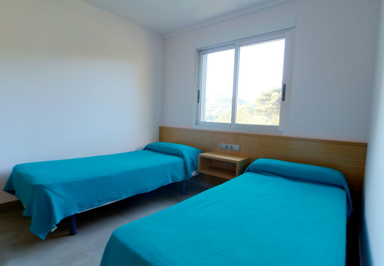 Апартаменты на Дения / Denia - BRAVOSOL 3200B VYB