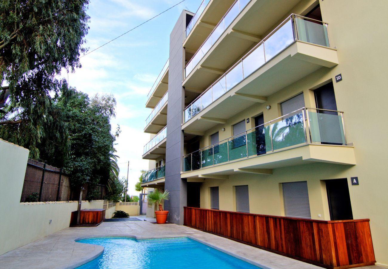 Апартаменты на Дения / Denia - Bravosol 2200D RT-027